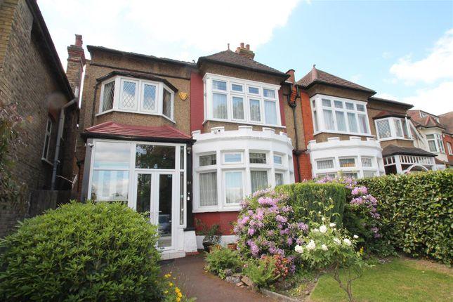 Thumbnail Semi-detached house for sale in Powys Lane, Palmers Green, London
