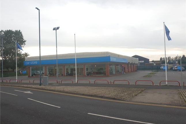 Thumbnail Land to let in Former Car Store, Brenda Road, Hartlepool, Durham