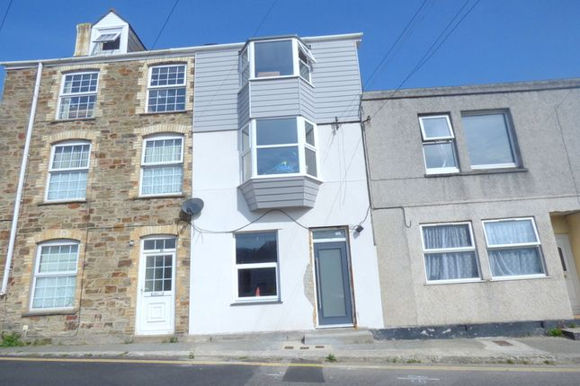 Thumbnail Flat for sale in Lower Ground Floor Flat, St Georges Hill, Perranporth