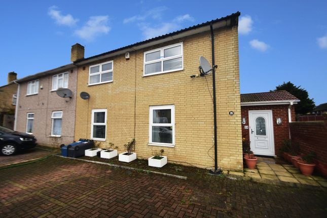 3 bed semi-detached house for sale in Doncaster Drive, Northolt