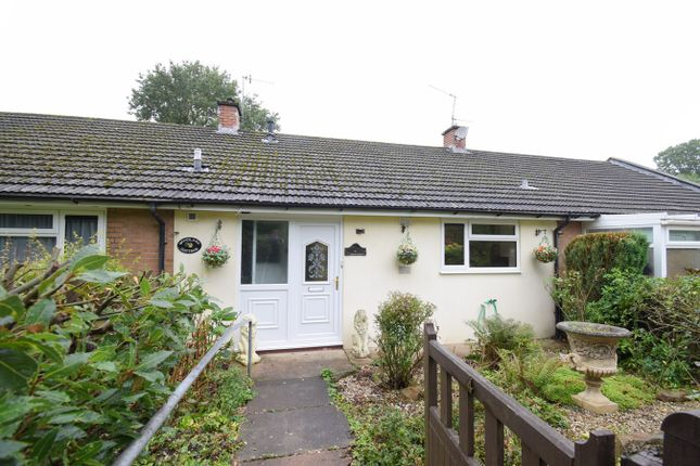 Thumbnail Bungalow for sale in Edlogan Square, Croesyceiliog, Cwmbran
