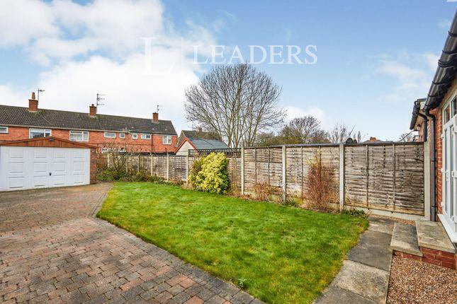 Garden (Main) of West Avenue, Stapleford, Nottingham NG9