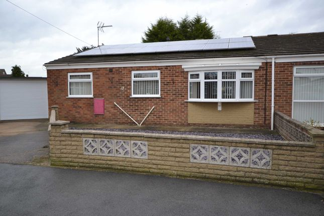 Thumbnail Bungalow for sale in St Andrews Way, James Reckitt Avenue, Hull