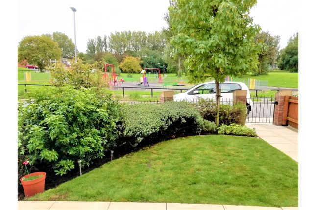 Front Garden of Palmerston Drive, Liverpool L21