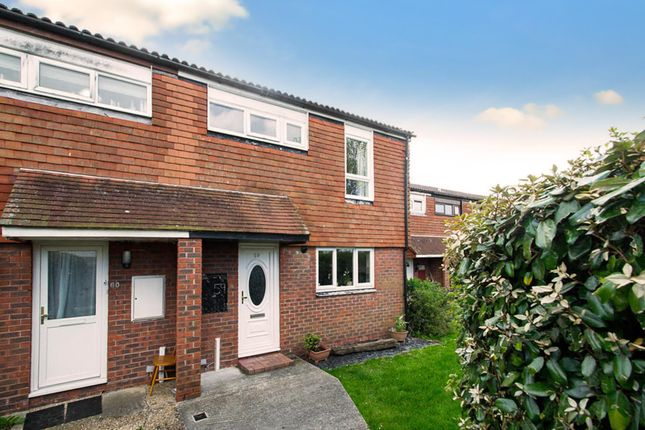 Thumbnail Terraced house for sale in Walsingham Close, Eastbourne