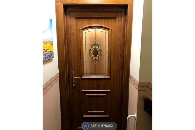 Front Door of Pittodrie Place, Aberdeen AB24