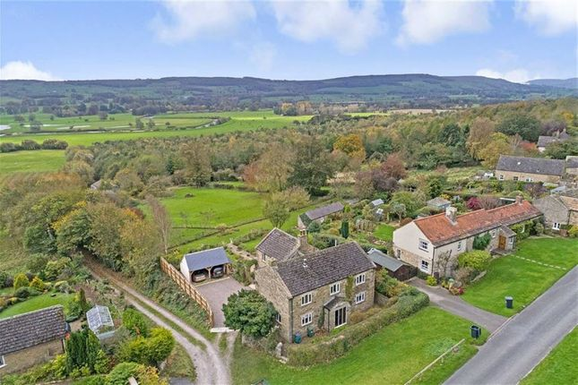 Thumbnail Detached house for sale in Thornton Steward, Ripon, North Yorkshire