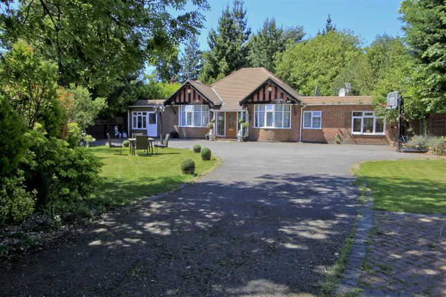 Thumbnail Detached bungalow for sale in Court Road, Ickenham