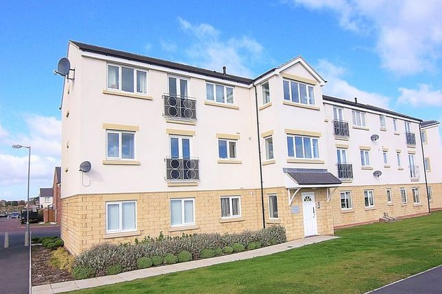 Thumbnail Flat for sale in Rotha Court, Blyth