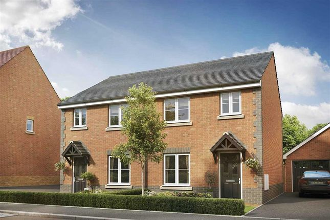 "3 bed semi-detached house for sale in ""The Gosford - Plot 47"" at Weir Hill, Preston Street, Shrewsbury SY2"