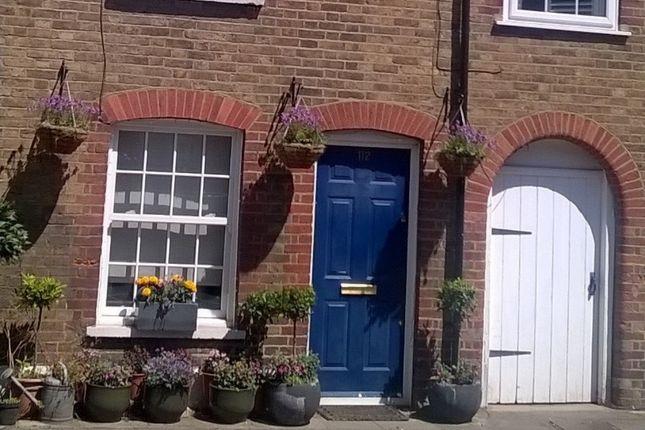 Thumbnail Terraced house for sale in High Street, Berkhamsted, Hertfordshire