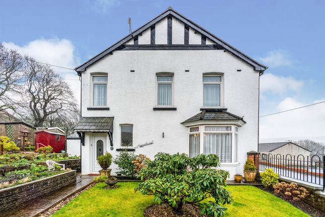 Thumbnail End terrace house for sale in Tanyllan Terrace, Rhymney, Tredegar