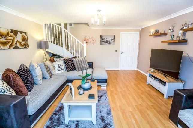 Lounge of St Peters Road, Birkenhead, Wirral CH42