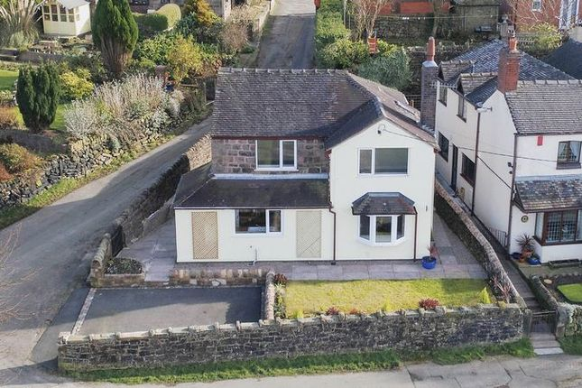 Thumbnail Detached house for sale in Boardmans Bank, Brown Edge, Stoke-On-Trent