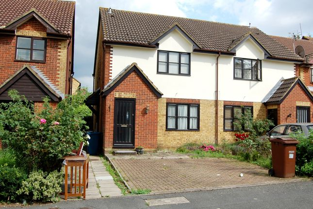 Maisonette to rent in Greenacre Close, Northolt, Greater London
