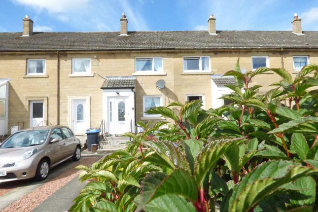 Thumbnail Terraced house for sale in Langlee Avenue, Galashiels, Borders