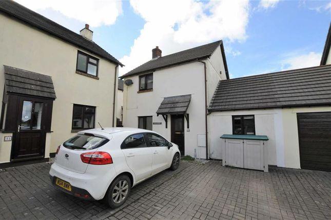 Thumbnail Detached house for sale in Priestacott Park, Kilkhampton, Bude, Cornwall
