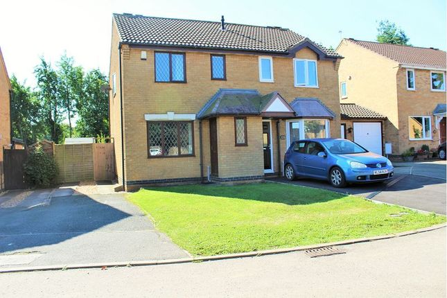 Thumbnail Semi-detached house to rent in Winchester Close, Banbury