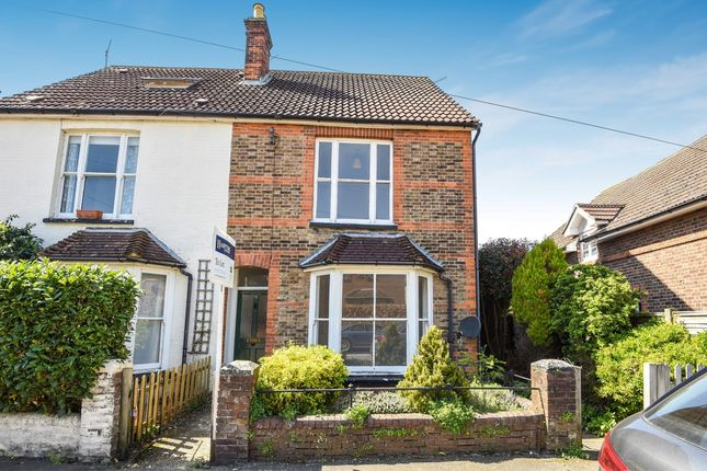 Thumbnail Semi-detached house to rent in Nutley Lane, Reigate