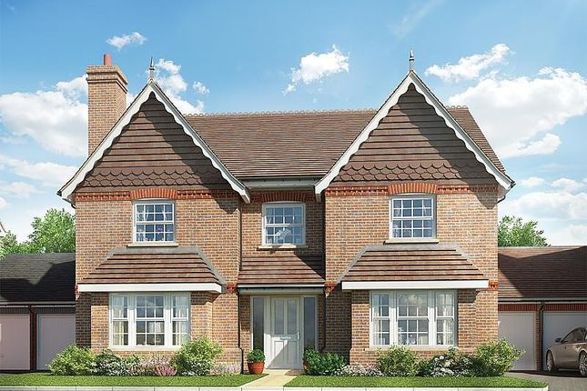 Thumbnail Detached house for sale in Cutbush Lane, Shinfield