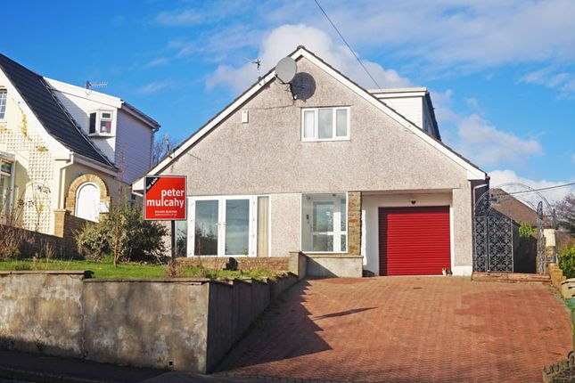 Thumbnail Detached house for sale in Tai'r Heol, Penpedairheol