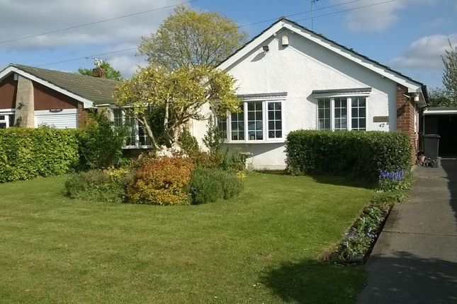 Thumbnail Bungalow to rent in The Village, Stockton On The Forest, York