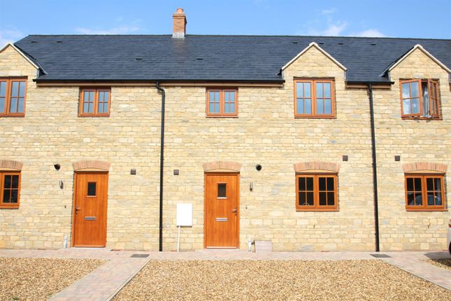 Thumbnail Terraced house for sale in Reindeer Court, Potterspury, Towcester