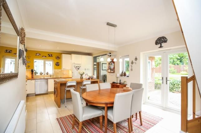 Dining Area of Beach Road, Hartford, Northwich, Cheshire CW8