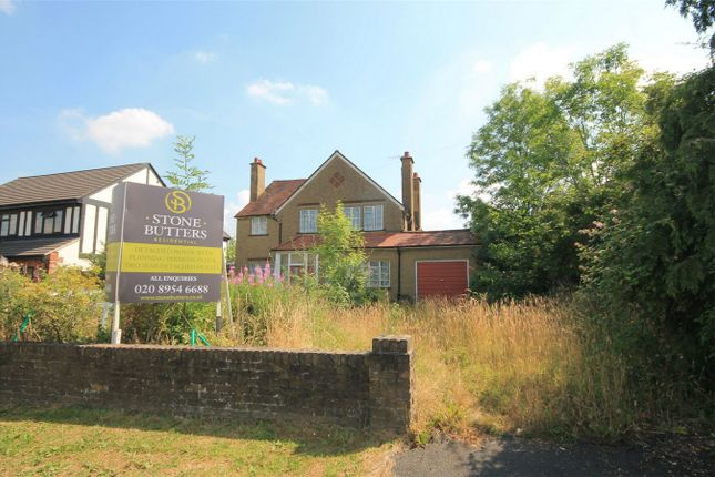 Thumbnail Detached house for sale in Little Bushey Lane, Bushey, Hertfordshire