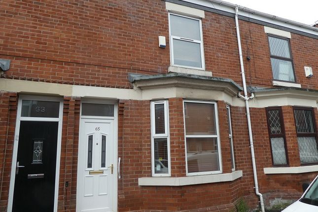 Terraced house for sale in Langshaw Street, Old Trafford, Manchester.