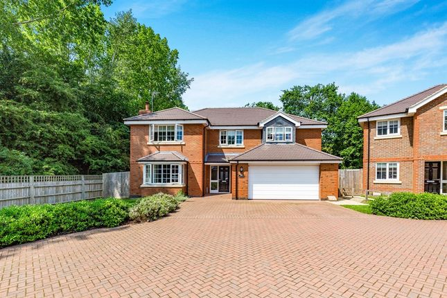 Thumbnail Detached house for sale in Scholey Close, Wootton, Northampton