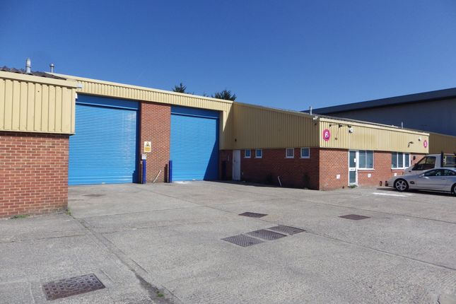 Thumbnail Industrial for sale in Lennox Road, Basingstoke