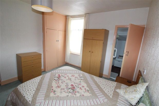 Bedroom of Rawlinson Street, Barrow In Furness LA14