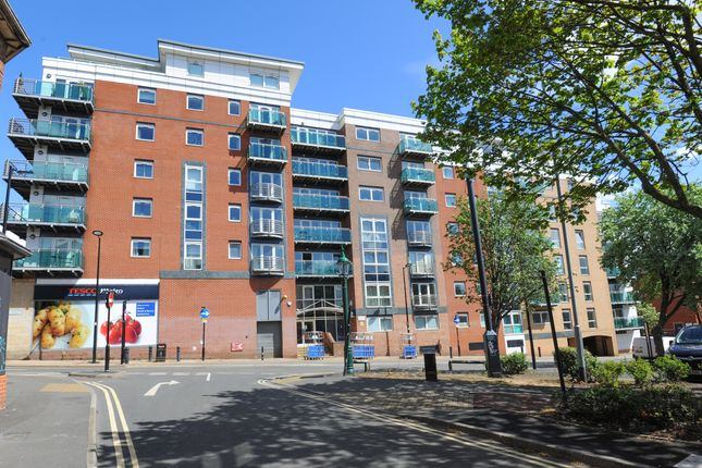 Thumbnail Flat for sale in Royal Plaza, 1 Eldon Street, Sheffield