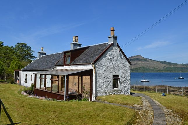 Thumbnail Cottage for sale in Newton, Strachur, Argyll And Bute