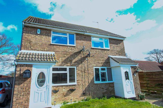 2 bed semi-detached house to rent in Alexandra Drive, Wivenhoe, Colchester CO7