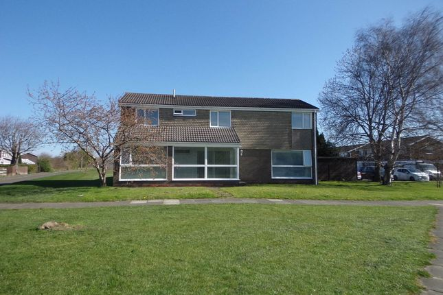 Thumbnail Detached house for sale in Welbury Way, Cramlington