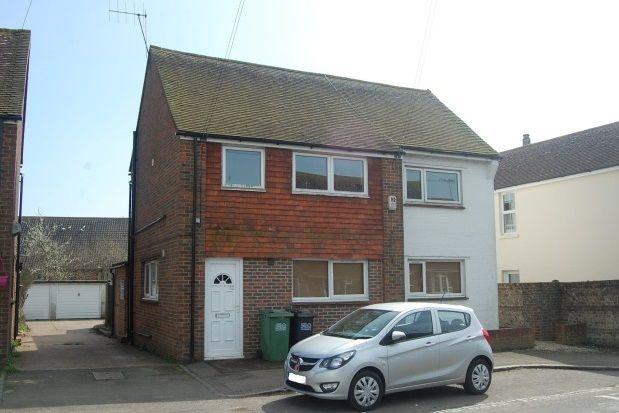 Thumbnail Flat to rent in High Street, Westham, Pevensey