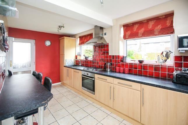 Kitchen of Derwent Drive, Handforth, Cheshire, . SK9