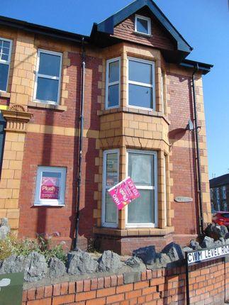 Thumbnail Terraced house to rent in Cwm Level Road, Brynhyfryd, Swansea