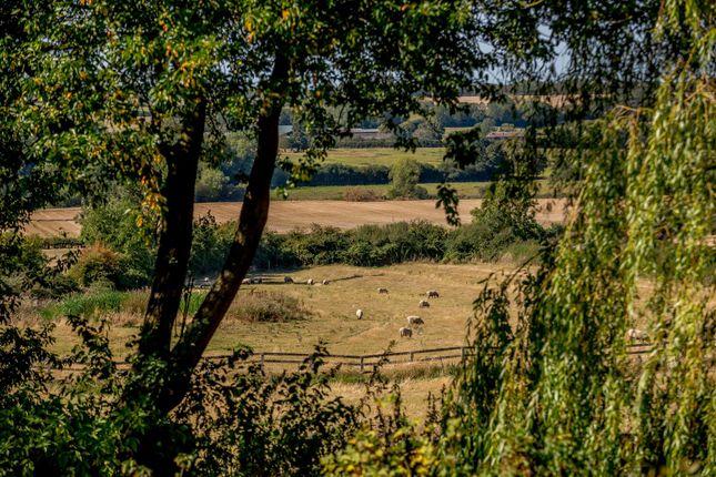 Rear View of Bryne Lane, Padbury, Buckingham, Buckinghamshire MK18