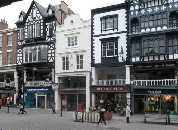 Thumbnail Flat for sale in Eastgate Row, 21 Eastgate Row North, Chester