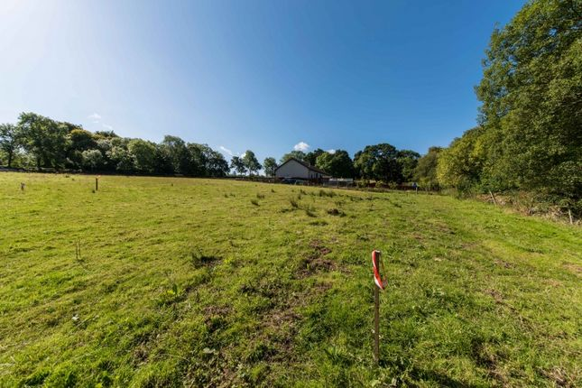 Thumbnail Land for sale in Beechburn Lodge, Banff, Aberdeenshire