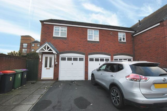 Thumbnail Flat for sale in Marlborough Road, Hadley, Telford