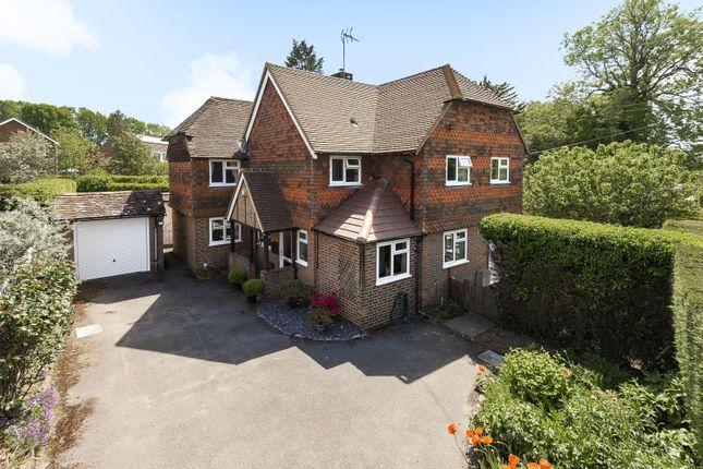 5 bed detached house for sale in Cranleigh Road, Ewhurst, Cranleigh GU6