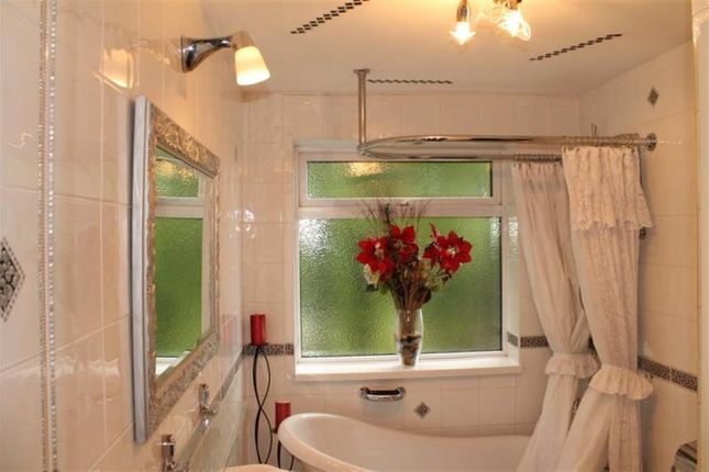 Bathroom of Park Avenue, Hockley, Birmingham B18