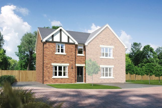 """Thumbnail Terraced house for sale in """"Argyll"""" at Palladian Gardens, Hooton Road, Hooton"""