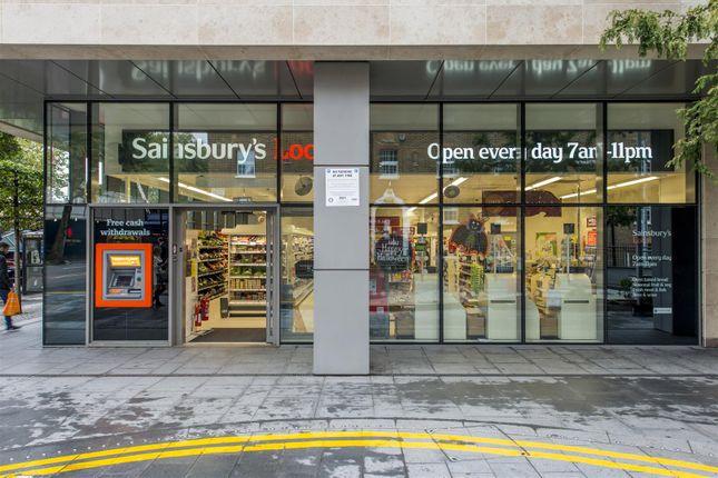 Sainsburys of Caro Point, Grosvenor Waterside, 5 Gatliff Road, Chelsea, London SW1W