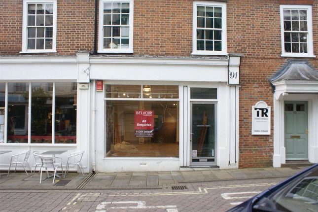 Thumbnail Property to rent in High Street, Andover