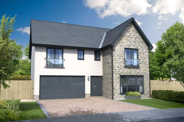 """Thumbnail Detached house for sale in """"Mackintosh Garden Room"""" at Church Place, Winchburgh, Broxburn"""